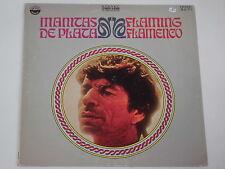 MANITAS DE PLATA -Flaming Flamenco- LP