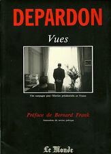 DEPARDON - VUES 1988
