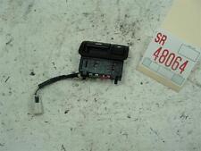 1997-2001 INFINITI Q45 TRUNK DECK LID FUEL FILLER DOOR OPENER SWITCH PANEL