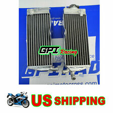 ALUMINUM RADIATOR FOR HONDA CR250R CR 250R CR250 1990 1991