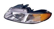 DEPO 3331110LASN Left/Driver Side Headlight Assembly 2000 Grand Voyager/Caravan