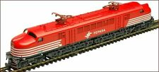 HO-1/87 - FRATESCHI LOCOMOTIVE 2-C+C-2 v8- Ferrovia Paulista S/A - FEPASA - GE