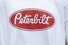 graphic retro art vintage mens GILDAN 100% Cotton T Shirt , M L XL , Peterbuilt
