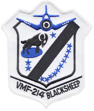 Marine Fighter Escadron 214 vmaf-214 US Marine Corps USMC PATCH BRODÉ