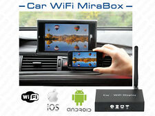 WIFI Mirabox iPhone Apple Android Miracast Screen Mirroring Samsung Car Stereos