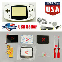 High Brightness Backlight LCD Screen For GBA GameBoy Advance Console 10-Levels
