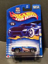 2002 Hot Wheels #210 Dodge Sidewinder - 55095