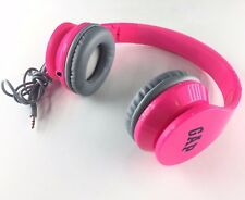 GAP Neon Pink Audio Headphones (Limited Edition Rare) ***NEW***