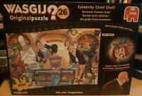 WASGIJ? Original No 26 - Puzzle - Celebrity Chief Chef 1000 Pieces