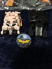 Lot Of 4 Batman Dark Knight Action Figure Card Cake Toppers Gift Toy