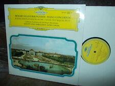 MOZART: Piano concertos n°1 + 27 > Anda Salzburg / DG Germany stereo LP exc