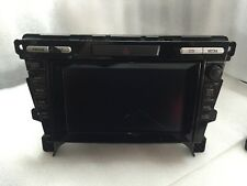 2007 2008 Mazda Cx7 Cx-7 Radio Cd Navigation Player GPS #566 EG2666DV0A