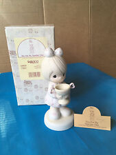 1988 Precious Moments Enesco Figurine You Are My Number One 520829