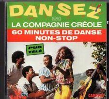 LA COMPAGNIE CREOLE.   ( DANSEZ ) .   26 titres.