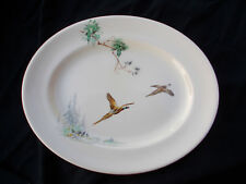 Royal Doulton THE COPPICE Oval Meat Dish. Diameter 13 x 10¼ inches.