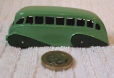 """DINKY (VINTAGE)  """"RARE"""" MODEL  *** STREAMLINED BUS  *** No 29b - USED CONDITION"""