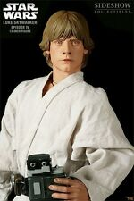 Sideshow Collectibles Luke Skywalker Tatooine Guerra de las Galaxias episodio IV 1:6 figura
