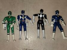 "LOT OF 6"" VINTAGE POWER RANGERS '93, '97"