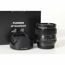 Fujifilm FUJINON XF 14 mm f/2.8 R OBIETTIVO