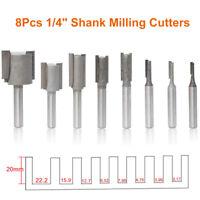 1-16mm Hartmetall-beschichtetes 4 Nuten-Schaftfräser CNC Fräser Bohrer Werkzeug