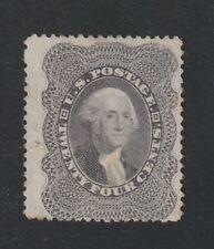 USA 1860 0scott # 36B Washington vf MNG