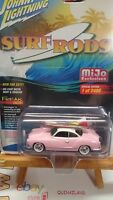 Johnny Lightning Surf Rods 1964 Volkswagen Karmann Ghia Limited Edition  (N8)