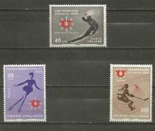 ITALY  - 1966 Winter University Games - MINT UNHINGED SET.