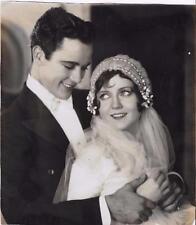 Buddy Rodgers & Nancy Carroll Vintage Photo