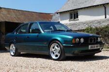 1992 BMW E34 M5 saloon - UK spec RHD, very rare, low mileage, highly original