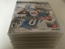 Madden NFL 13 (Sony PlayStation 3, 2012) PS3 NEW