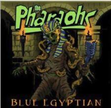 THE PHARAOHS - Blue Egyptian CD - Psychobilly Rockabilly Klub Foot - NEW