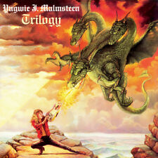 YNGWIE MALMSTEEN - TRILOGY - CD SIGILLATO