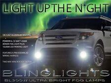2011 2012 2013 2014 2015 Ford Explorer Xenon Fog Lamps Driving Lights Kit