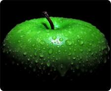 Green Apple Freash Water Mouse Pad Mouse Mat New
