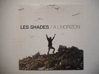 LES SHADES : A L'HORIZON ♦ CD SINGLE PORT GRATUIT ♦