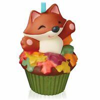 Hallmark Series Ornament 2015 Keepsake Cupcakes #2 - Sly and Sweet - #QHA1037-DB