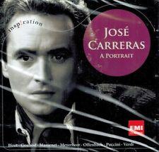 CD NEU/OVP - Jose Carreras - A Portrait
