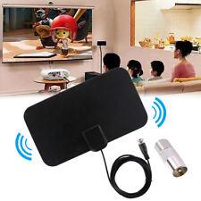 Antena TV HD digital mejorado para interiores HD 1080P para TDT DVB-T / DVB-T2