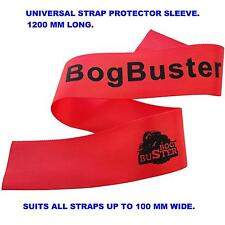 BOGBUSTER PROTECTOR SLEEVE SNATCH STRAP TREE TRUNK EQUALISER TOW RECOVERY WINCH