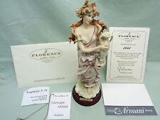 Giuseppe Armani 1994 Aquarius Figurine Lady of the Year w/orig box