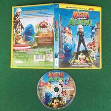 (DVD) MOSTRI CONTRO ALIENI Dreamworks (2009) ANIMAZIONE