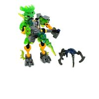 LEGO Bionicle Protector of Jungle Set 70778 Complete No Instructions No Box