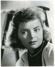 "DOROTHY MCGUIRE ""THE SPIRAL STAIRCASE"" ""GLITTER"" ACTRESS SIGNED PHOTO AUTOGRAPH"