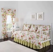 green quilts spring bedspreads twin bath paisley daybed bed bedding waverly and quilt verveine yellow shop size