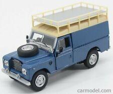 Hongwell 251xnd12 scala 1/43 land rover series iii 109 van 1961 blue cream
