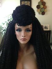 Free Shipping - Classic Crochet Cap Wig - Jamaican Locks Braid - Dark Brown #2