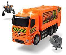 Dickie Toys - 201119084 Radiocommandé Benne À ordures MB Antos RTR