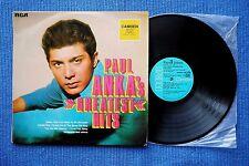 PAUL ANKA / LP RCA CAMDEN 900.038 STEREO / BIEM 08-1969 ( F )