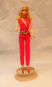 Original Alt Vintage Mattel Barbie DOLL # 1182 WALK LIVELY 1972-73