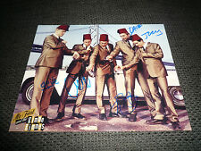 ME FIRST AND THE GIMME GIMMES signed 8x10 inch Photo InPerson VERY RARE